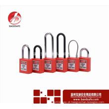 Cadeado de bloqueio de segurança bom chaveira de bloqueio tubular de 7 pinos
