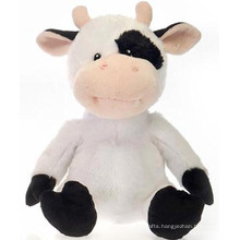 stuffed plush animal toy Cheap Cow Custom Plush Toys