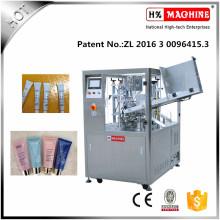 Enchimento de tubo de creme de emagrecimento e máquina de selagem