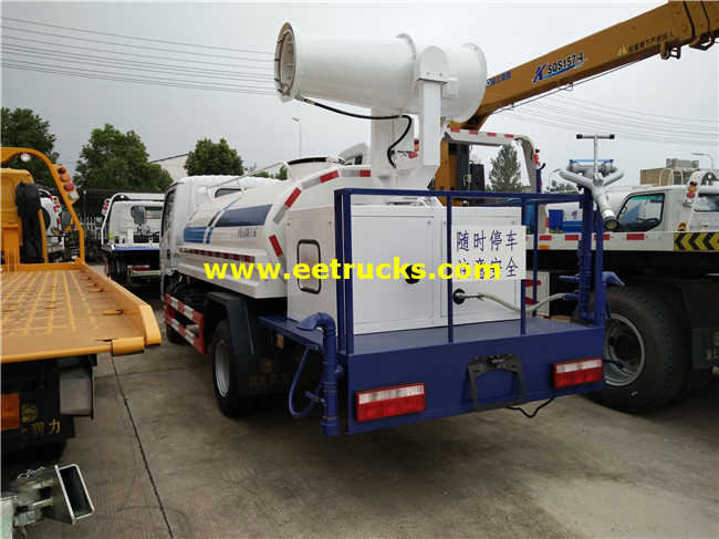 Dust Control Truck