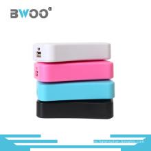 Bwoo diseño especial Portable Powerbank con colores