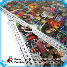 Kundenspezifischer personalisierter englischer arabischer Kalender 2014 nach Maß