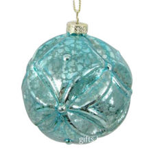 Blown Christmas Glass Ball, Suitable for Home, Hotel, Outdoor, Promotion