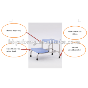 nurse stool/hospital foot stool with CE certifications