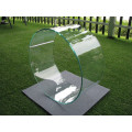 horizontal glass bending machine