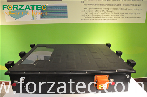 LiFePO4 battery for forklift
