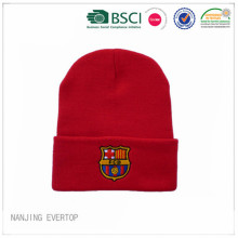 100% acrilico inverno Football Fan cappello