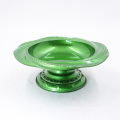 Elegance Color Stainless steel Charger plate Cake fruit stand Gold Charger plate