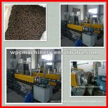 WPC pelletizer(wood plastic pellet making machine)