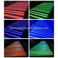24x3w rgb 3in1 led wall washer light multi color led flood light