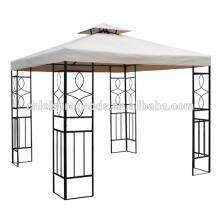 Открытый металлический павильон Патио с искусством