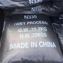 Negro de carbón N220 N330 N550 para Materbatch de plástico