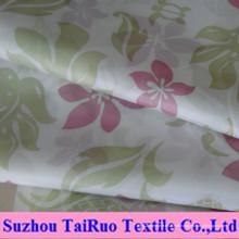 100% polyester taffetas 210t avec imprimé pour doublure