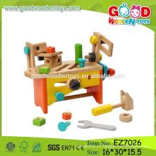 OEM & ODM Дети набор инструментов набор ребенка деревянные игрушки набор инструментов DIY набор инструментов
