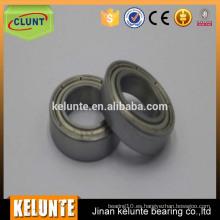 Utilizado en la máquina de alta calidad rodamiento de bolas profundo 61960M