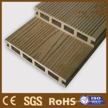 Guangzhou WPC Composite Wood Decking.