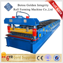Golden Integrity roof tile making machine /Ghana 1020 roof sheet forming machine