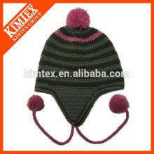 Sombrero de acrílico lindo caliente del niño de la manera de China