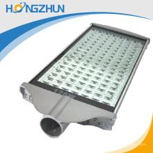 Lumière de rue 126w solaire lumineuse 126w brillance d'usine vend bien exportation d'aluminium, corps