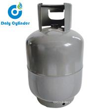 Empty Steel 50kg Gas Weight Capacity LPG Cylinder