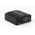 HDMI to VGA Converter with SPDIF and Analog Audio out