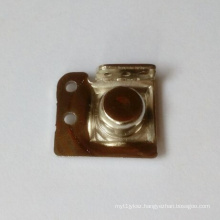 Iron Hardware Stamping Parts with Nickel Plating