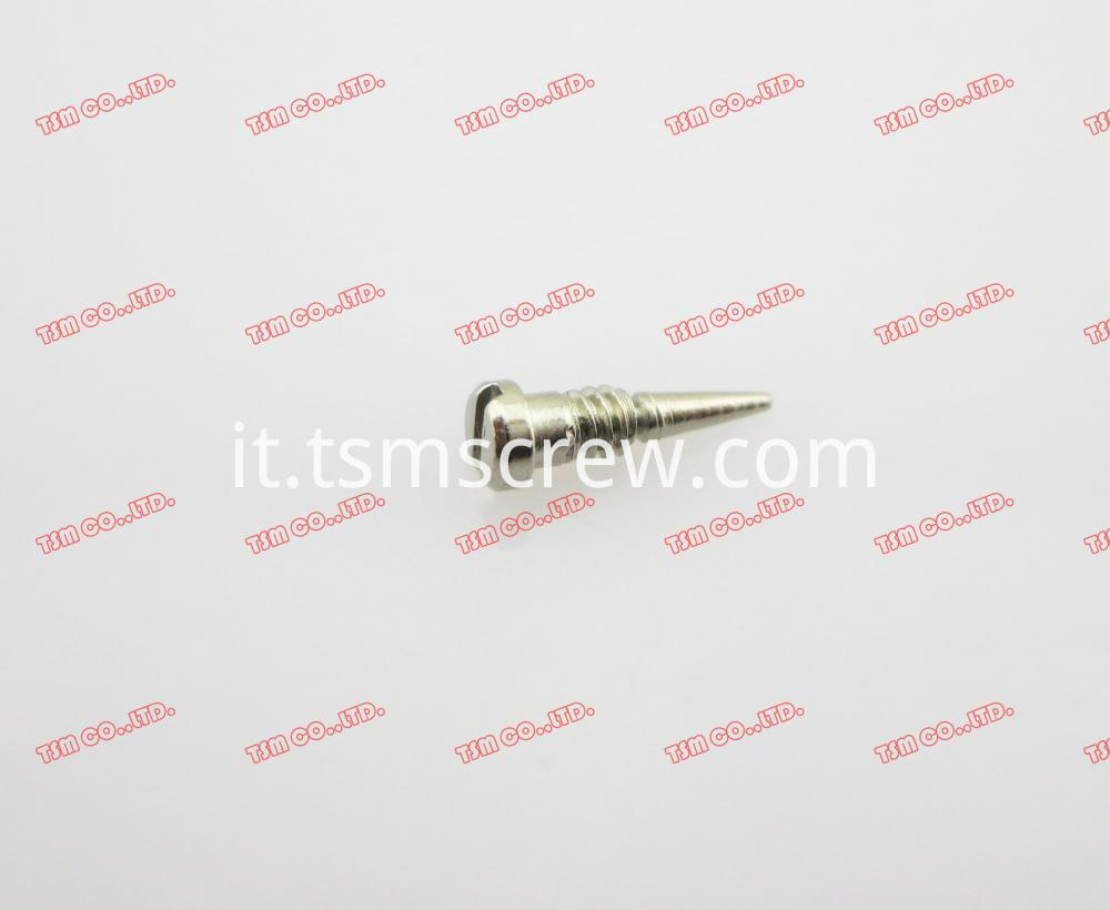 TSM SILVER HALF THREAD SPRING HINGE SCREW-4