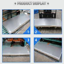 Hoja de aluminio compuesto de polimetal para 3C