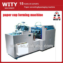 Disposal Paper Cup forming Machine