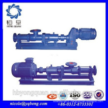 Industrial Good Quality Energy Saving mud screw pump