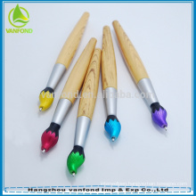 High quality novelty promotional paint brush pens
