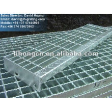 pavement steel bar grating
