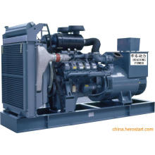 180KVA Perkins Silent Diesel Generator Set 60HZ 1800 RPM/MIN, 380/400/415/440V 3ph 5
