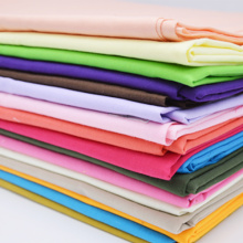 Polyester Cotton Woven Dyed Fabric