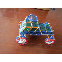 Educational Kid′s Magnetic Contruction Toy (UNI-Toy-001)