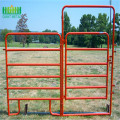 livestock metal fence panel with different shape