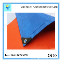 PE Tarpaulin for The Netherlands Market with Skillful Manufacture