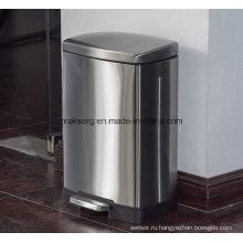 Металлические мусорные баки для мусора OEM ODM