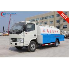 Nouveau camion de nettoyage de drains DFAC 6000litres garanti à 100%