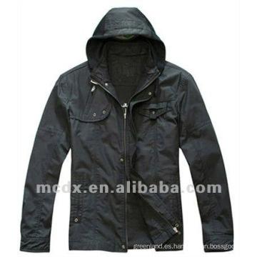 Nuevas chaquetas para hombre del windbreaker del diseño