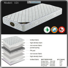 Double Bed Mattress, Knitted Fabric Mattress (121)