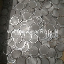 Stainless Steel Mesh Coffee Maker Filter Disc