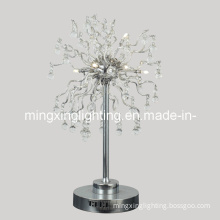 Modern Crystal Drop Bedside Table Lamp (7319-5)