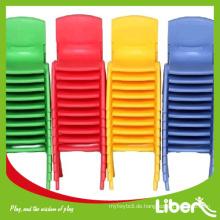 Kinder Plastiktische und Stühle für Kindergarten LE.ZY.006 Am beliebtesten