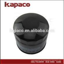 Mejor calidad auto filtro de aceite MZ690150 para Mitsubishi Lancer Galant Pajero L300