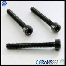 Zylinderkopf Carbon Steel Black Bolt