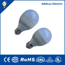 Bulbo do diodo emissor de luz de Dimmable E27 E26 B22 3W 5W 7W