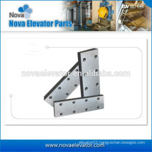 Elevator Rail Joint Bar