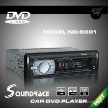 Reproductor de DVD de coche de un solo dinar de la última serie S8001