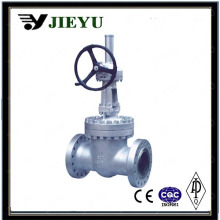 API Class 600lb Gear Operated RF/Rtj Gate Valve